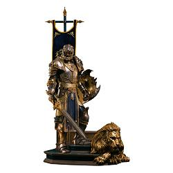 Warcraft Epic Series Premium Statue King Llane 70 cm