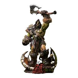 Warcraft Epic Series Premium Statue Grom Hellscream Version 2 87