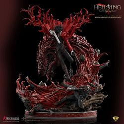Hellsing Ultimate Elite Exclusive Statue Alucard 67 cm
