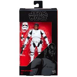 Star Wars Black Series Actionfiguren 15 cm Finn (FN-2187) (Episo