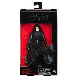 Star Wars Black Series Actionfiguren 15 cm Kylo Ren ohne Maske