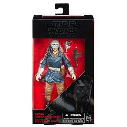 Star Wars Black Series Actionfiguren 15 cm Captain Cassian Andor