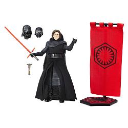 Star Wars Episode VII Black Series Actionfigur Kylo Ren 2016 Exc