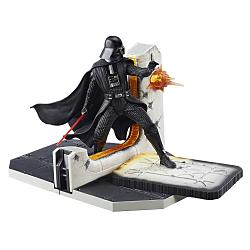 Star Wars Black Series Centerpiece Diorama 2017 Darth Vader 15 c