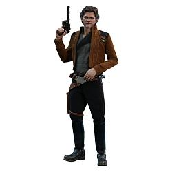 Star Wars Solo Movie Masterpiece Actionfigur 1/6 Han Solo 31 cm
