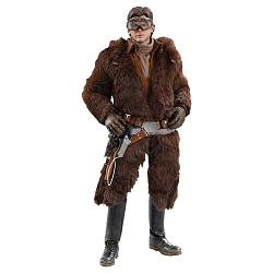 Star Wars Solo Movie Masterpiece Actionfigur 1/6 Han Solo Deluxe