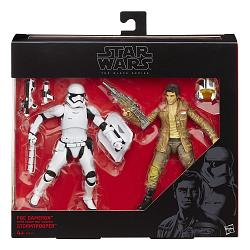 Star Wars Black Series Actionfiguren Doppelpack 2015 Poe Dameron