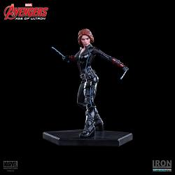 Avengers Age of Ultron Statue 1/10 Black Widow 16 cm