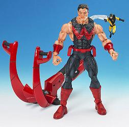 Marvel Legends Serie 11:WONDER MAN