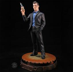 Warehouse 13 Animated Maquette Pete Lattimer 17 cm