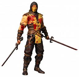Mortal Kombat X Actionfigur Scorpion Bloody Variant Previews Exc