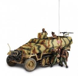 1:32 Medium VehiclesGerman Sd. Kfz. 251/1 Hanomag