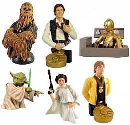 Star Wars - Bust-Ups Series 1 Original Trilogy