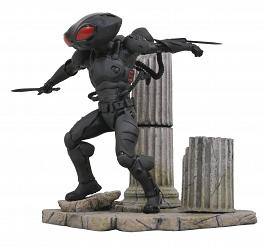 DC Comics: Aquaman Movie - Black Manta PVC Gallery Statue