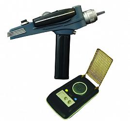 Star Trek The Original Series Phaser & Communicator 2-Pack