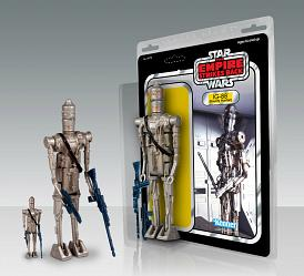 Star Wars Jumbo Vintage Kenner Actionfigur IG-88 30 cm