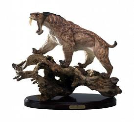 Ancient Spirits Predatory Scale Statue 1/6 Smilodon Populator Ze