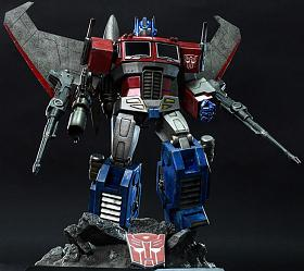 Transformers Actionfigur Optimus Prime (Starscream Version) 30 c