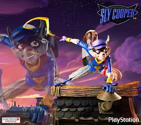 PlayStation All Stars series: Sly Cooper