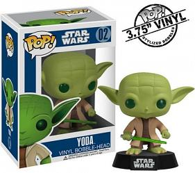 POP Star Wars Bobble: Yoda