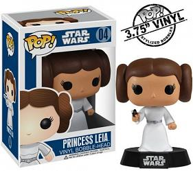 POP Star Wars Bobble: Princess Leia