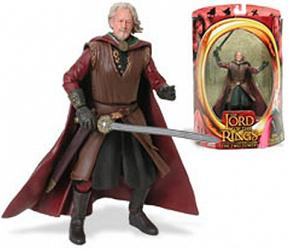 Toy Biz King Theoden Action Figures