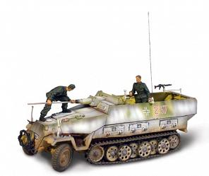 1:32 Medium VehiclesGerman Sd. Kfz. 251/9 Kanonenwagen