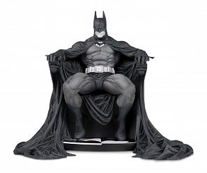 DC Comics: Batman Black and White Statue by Marc Silvestri