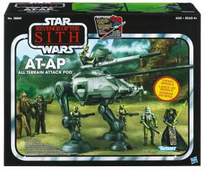 Star Wars Vintage Collection Class II AT-AP (Episode III)