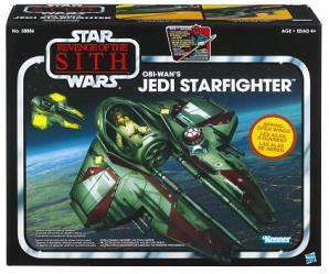 Star Wars Vintage Collection Class II Obi-Wan´s Jedi Starfighter