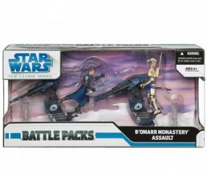 Battle Pack Bo'Marr Monastery (Clone Wars)