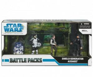 Star Wars Battle Pack Assault on the Shield Generator