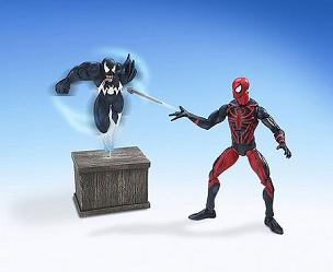 Spiderman Classic Serie 14:SPIN 'N TRAP SPIDER-MAN