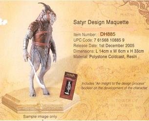 Satyr Maquette