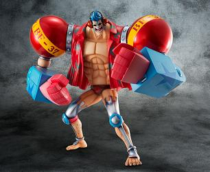 One Piece Excellent Model Limited P.O.P SA-Maximum Statue 1/8 Ar