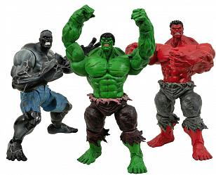 Best of Marvel Select Series  Red Hulk