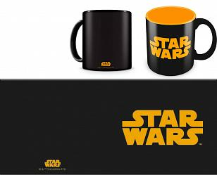 Star Wars Tasse Orange Logo