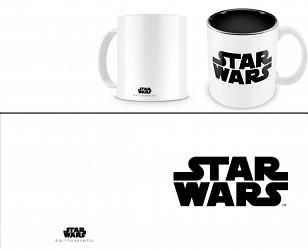 Star Wars Tasse Black Logo