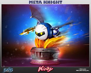 Kirby: Meta Knight - Regular 16 inch Statue