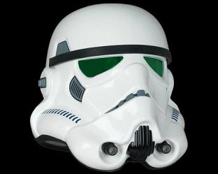 Star Wars Episode 4: A New Hope Stormtrooper Helmet Replica