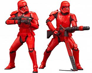 Star Wars: The Rise of Skywalker - Sith Trooper ARTFX+ Statue 2-