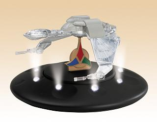 STAR TREK - Klingon Bird of Prey Limited Edition