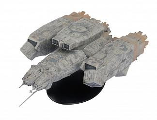 Alien and Predator: Figure Ship - Nr. 1 USCSS Nostromo