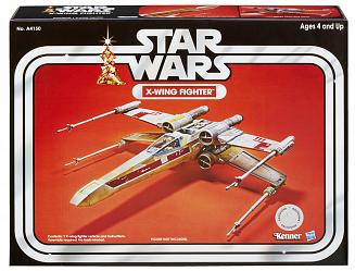 Star Wars Vintage Collection Fahrzeug X-Wing Fighter Exclusive