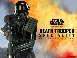 STAR WARS: Rogue One - Death Trooper Specialist Premium Format S