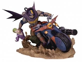 DC Comics: Engines of Chaos - Batman Statue