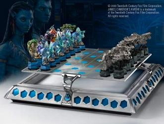 Avatar - The Avatar collectors chess set