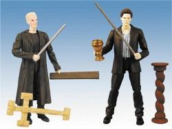Buffy - Deluxe Spike & Angel 17cm Figuren 2 Figuren