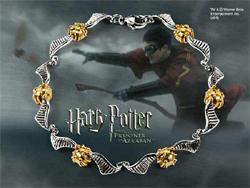 Harry Potter - The Quidditch Golden Snitch Bracelet