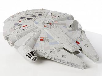 Star Wars Hero Series Fahrzeug Millennium Falcon Exclusive 60 cm